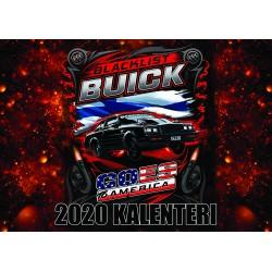 Blacklist Buick Goes To America 2020 Kalenteri
