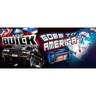 Blacklist Buick Goes To America -  Support Tarra
