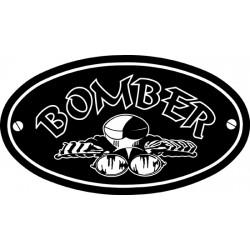 Orkkis Bomber Kangasmerkki