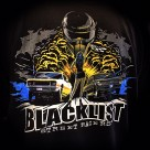 Blacklist Race T-paita