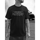 Blacklist North T-paita